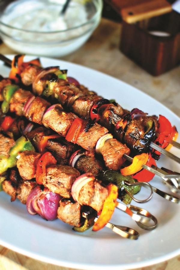 Photo of قطع اللحم المشوي (الكباب)