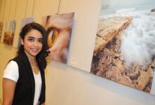 Photo of فاطمة الرجحي أصغر مصورة فوتوغرافية لـ «أسرتي»: