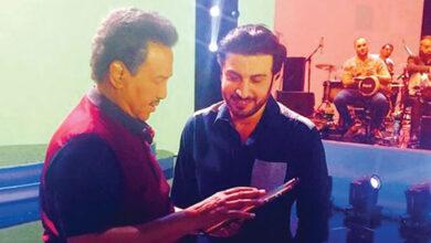 Photo of محمد عبده ونجوم الخليج في برنامج «فنان العرب»