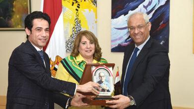 Photo of محمد مرعي يكتب رسالة باعتماد السفير ياسر عاطف وتوقيع د.نبيل بهجت