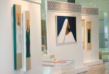 Photo of أميـنـة العبـاسـي: لوحاتي.. تحية للبحرين