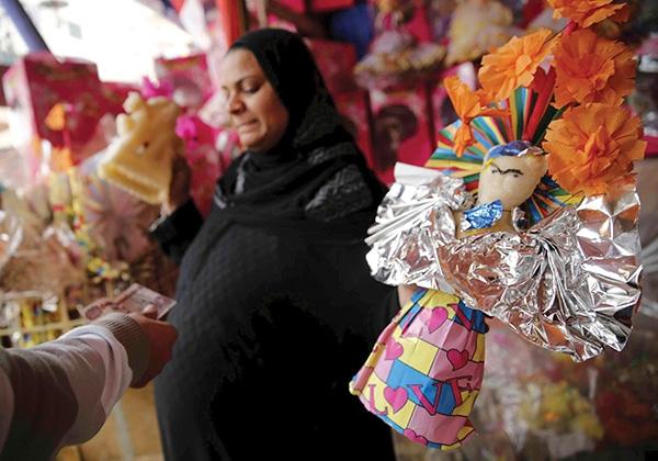 Photo of «عروسة رامي».. وعروسة المولد