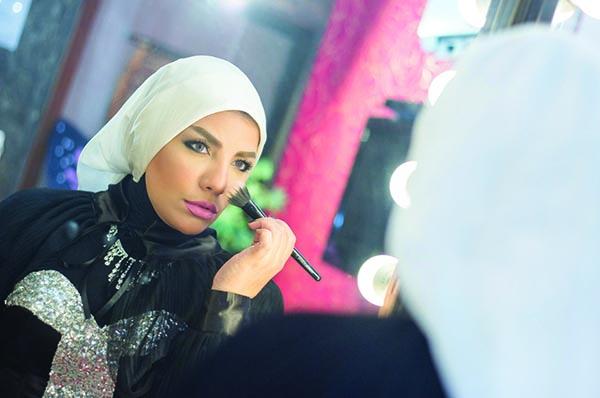 Photo of مروة أباظة وأسرار ونصائح جمالية للعروسة