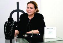 Photo of سـحـر النقيـب: تأثرت بالسيدات الجميلات في عائلتي فعشقت المجوهرات