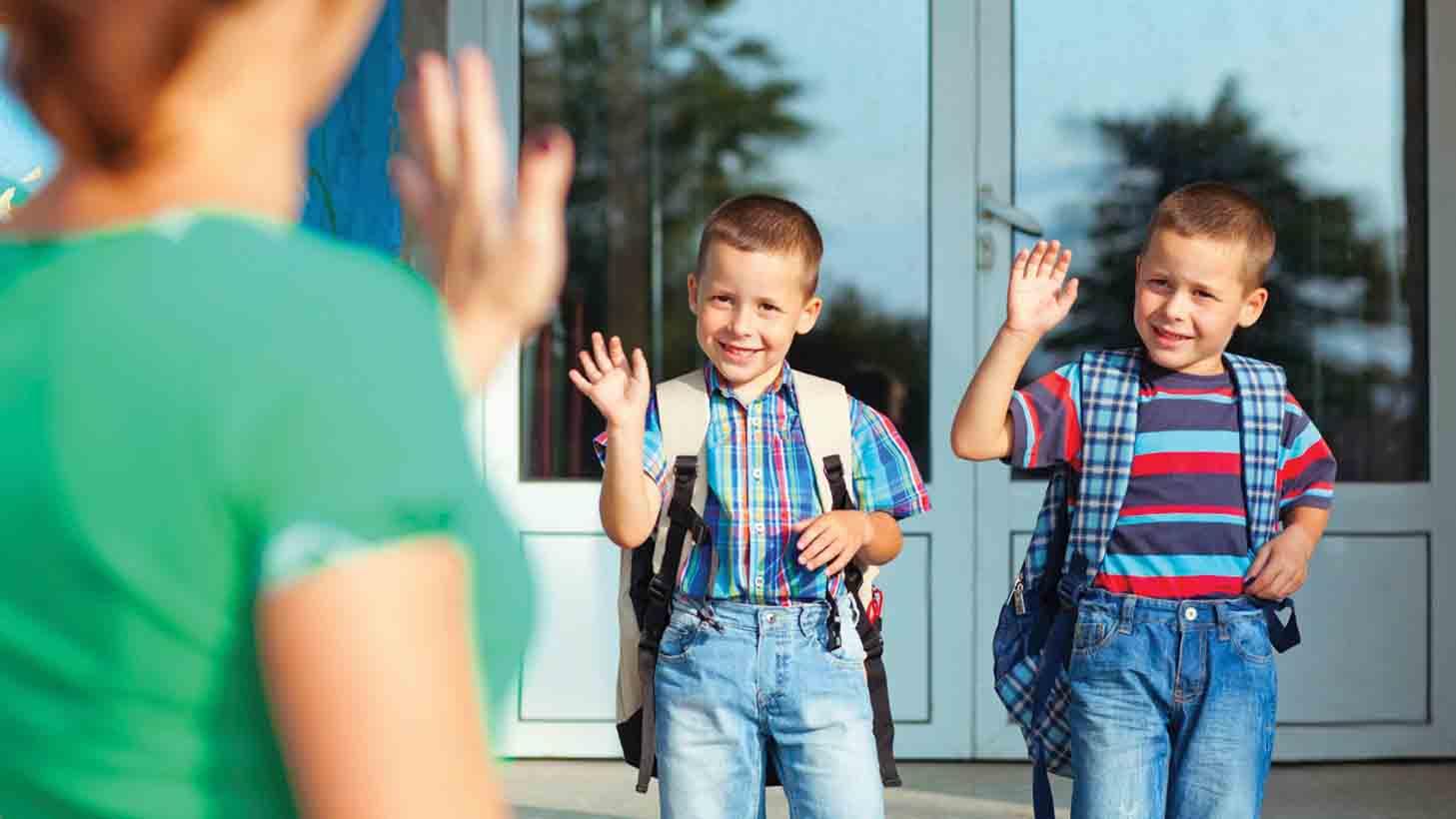 Photo of تبدأ بإزالة الخوف أو رفض المدرسة