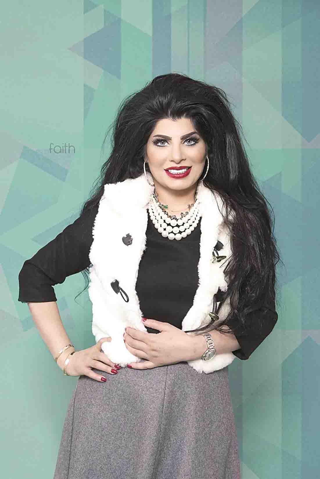 Photo of الكويتية صباح عبادي تشارك في بطولة المسلسل بسورية مو اليوم بكرا