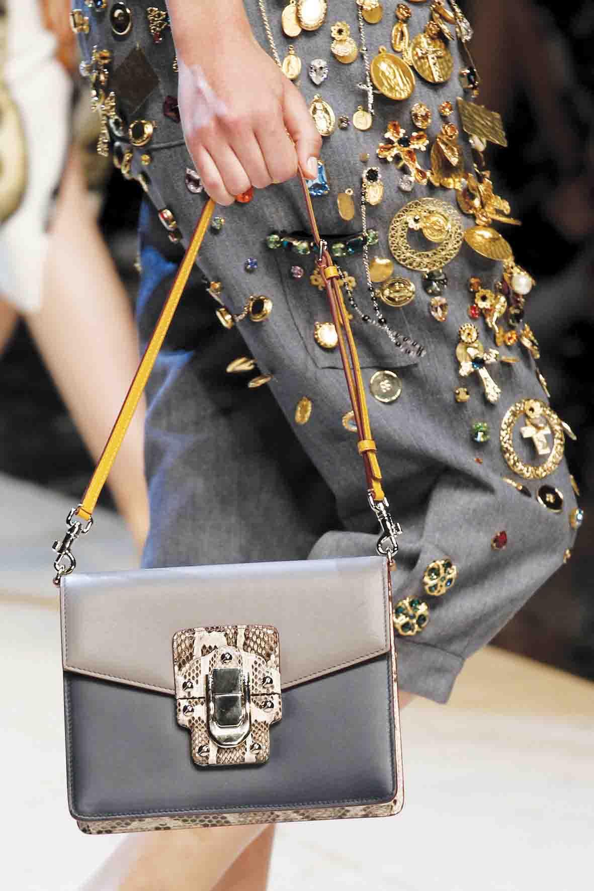 Photo of Dolce & Gabbana تطريزات شرقية بروح إيطالية