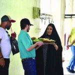 سعاد عبدالله تسرق زبائن سوق المباركية في دراما «كان في كل زمان»
