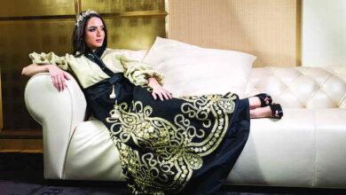 Photo of مصممة الأزياء إيمان الأحمد القفطان الرمضاني يحاكي الموضة