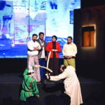 برعاية سمو الشيخ جابر المبارك ليلة الوفاء والتكريم في ملتقى فؤاد الشطي