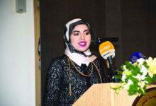 Photo of الشاعرة وضحة الحساوي: قصيدتي أُعبِّر بها عن قضايا وطني