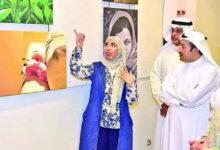 Photo of 120 لوحة في معرض التصويـر الفوتوغرافـي