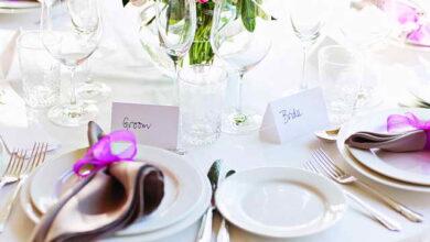 Photo of لطيفة اللوغاني: 10 قواعد لإتيكيت العروس في الزفاف
