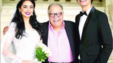 Photo of حكايات زيجات الفنانات العربيات.. ترويها الفساتين