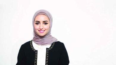 Photo of أريج السالم لقب «خطاطة» يزيدني شرفاً