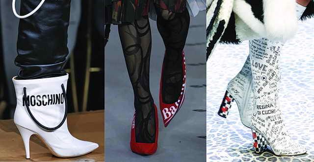 Photo of أحذية هذا الشتاء قدماك تلمعان بالترتر.. وتمشيان على المسامير!