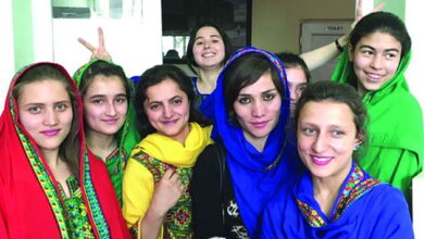 Photo of «زهرة».. أول أوركسترا نسائية أفغانية