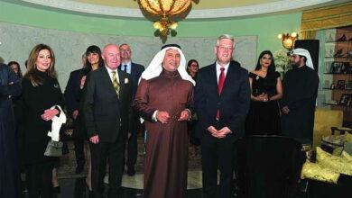 Photo of جائزة الإنجاز المتميز للشيخ مبارك فهد السالم الصباح من «أربيان بيزنس»