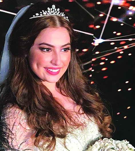 Photo of زفاف أسطوري لرؤى الصبان وحمود الفايز