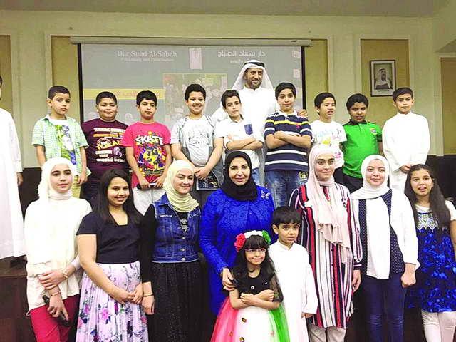 Photo of «مهرجان سعاد الصباح لبراعم الأدب العربي2» ينطلق تزامنًا مع الاحتفال باليوم العالمي للغة العربية
