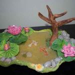 فاطمة الرمضان: أستوحي ألوان قطعي الفنية من «فان غوخ»