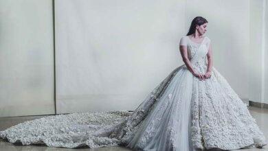 Photo of إيمان صعب: أحب الفساتين الكلاسيكية وأعشق الشك والتطريز