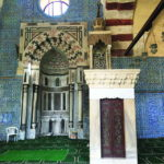 «المسجد الأزرق» من أشهر المساجد في العالم