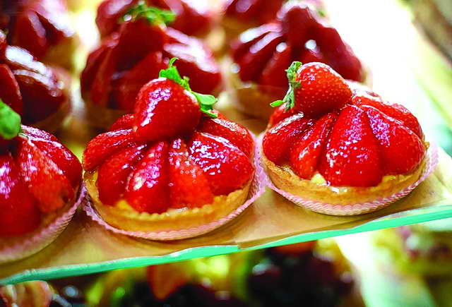 حلويات البهجة وعصائر الفرحة