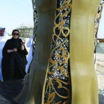 حديقة القرآن الكريم في دبي.. إبداع فني بطابع إسلامي