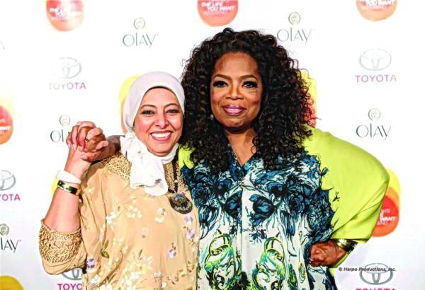 Photo of هدى المدلج صاحبة أول صالون أدبي كويتي في الخارج