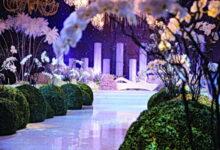 Photo of لمسات مميزة من فريق «EVENTIQUE» لتجهيز الأعراس