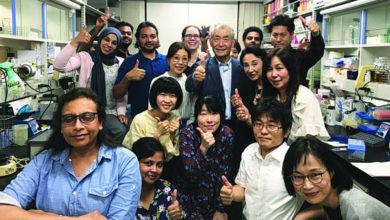 Photo of لأول مرة.. طبيبة عمانية ضمن فريق البروفيسور الياباني الفائز بـ «نوبل»