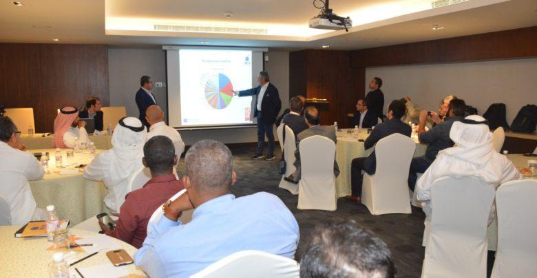 في فندق راديسون بلو السلام المشروع الأوروبي FRUITOP في مدينة جدة
