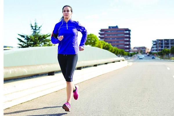 رياضة الركض.. جسم مرن ورشاقة