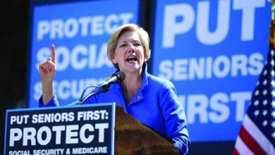 Photo of السيناتور إليزابيث وارن.. هل تصبح أول امراة من «البوكاهانتس» رئيساً لأميركا؟