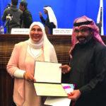 هنادي العُماني: فخورة بأني أول محامية كفيفة في الشرق الأوسط