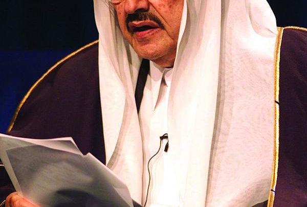 الأمير طلال بن عبدالعزيز قال لي: لا أرفض رأياً ولا أفرض رأياً