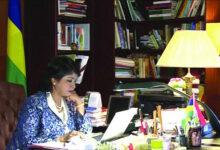 Photo of أمينة غريب: لم أكن أحب الاقتراب من السياسة