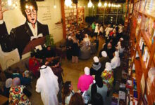 Photo of مكتبة «صوفيا» تحتضن «الحرملك» للكاتبة آمنة الغنيم