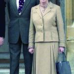 رئيسة وزراء.. والحب من أول نظرة