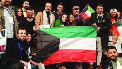 Photo of حصدت 8 جوائز للمسرح الشعبي