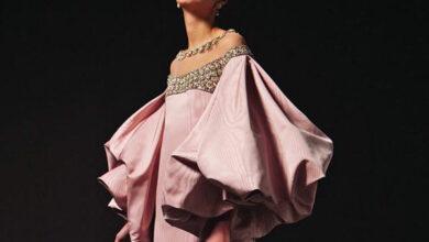 Photo of تألق فساتين زفاف كريـكـور جابوتيان ذات اللون العاجي