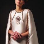 تألق فساتين زفاف كريـكـور جابوتيان ذات اللون العاجي