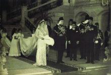 Photo of زفــاف الملك فاروق والملكة فريدة حديـث التاريـخ