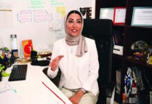 Photo of فاطمة القلاف: التنظيف ليس مجرد «مـاء وصابـون» كما يظن البعض