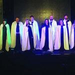 «لوحة تجريدية» تفتتح مهرجان الكويت الدولي للمونودراما السادس