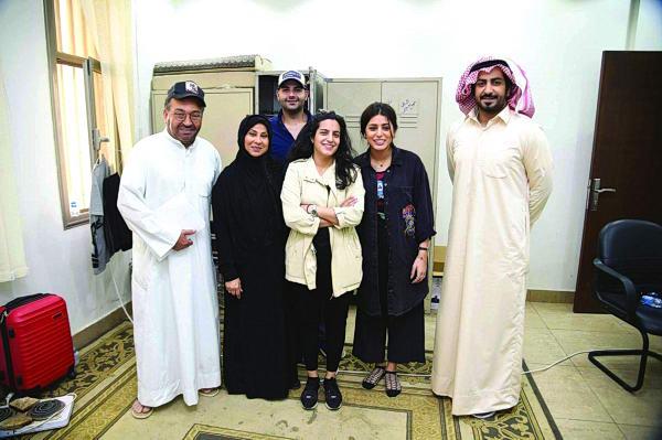 عبدالرحمن السلمان: «منى وفيني» دراما عائلية تناقش قضايا الشباب والمجتمع