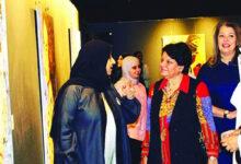 Photo of في معرض سميرة بوخمسين «سمو العشق» .. محبة الله المدخل لكل أبواب المحبة والسلام