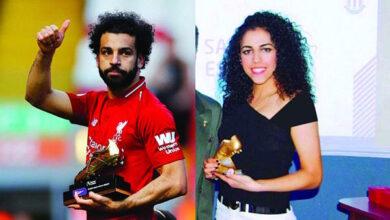 Photo of سارة عصام «Egyptian Queen» على غرار «Egyptian King» بالملاعب الإنجليزية
