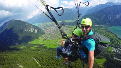 Photo of الرحَّالة مريم الكندري:  لا أنسى مغامرة الـ 1000 متر فوق سطح البحر!